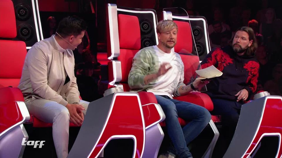 The Voice of Germany: Die geheimen Talente der Coaches