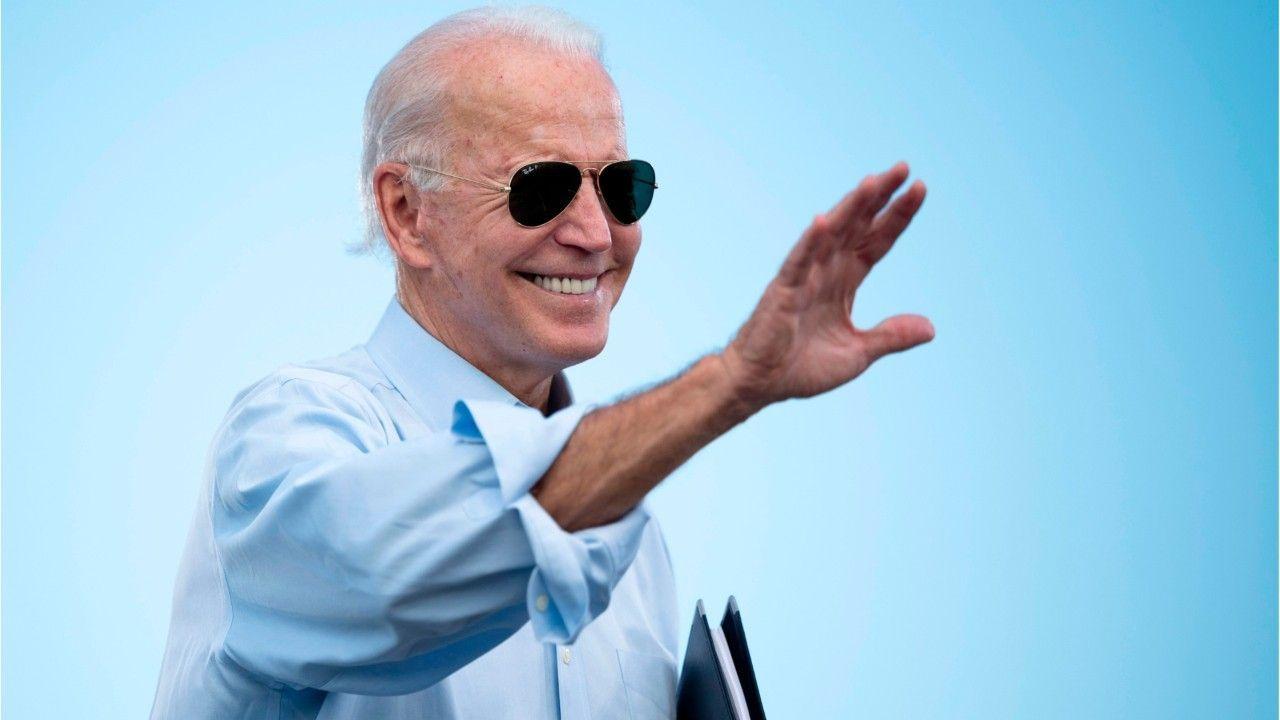 Joe Biden ist der designierte Präsident der USA