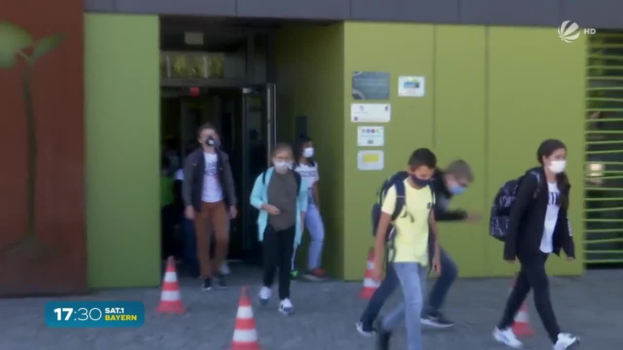 Schule: Keine Maskenpflicht mehr auf Pausenhof