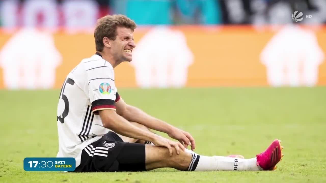 Gegen: Thomas Müller fällt gegen Ungarn aus D