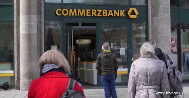 Commerzbank-Sparkurs: 10.000 Vollzeitstellen fallen in Deutschland weg
