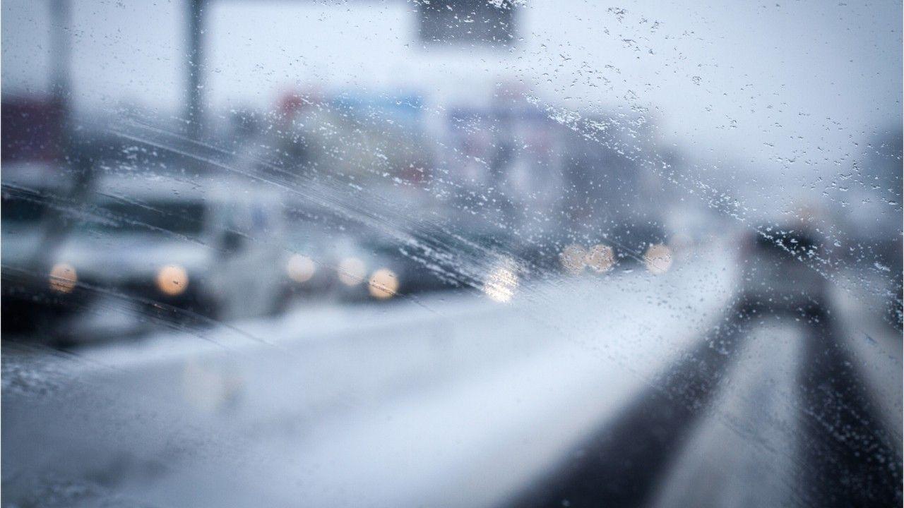 Meteorologen warnen: Gefährliches Glatteis trotz milderer Temperaturen