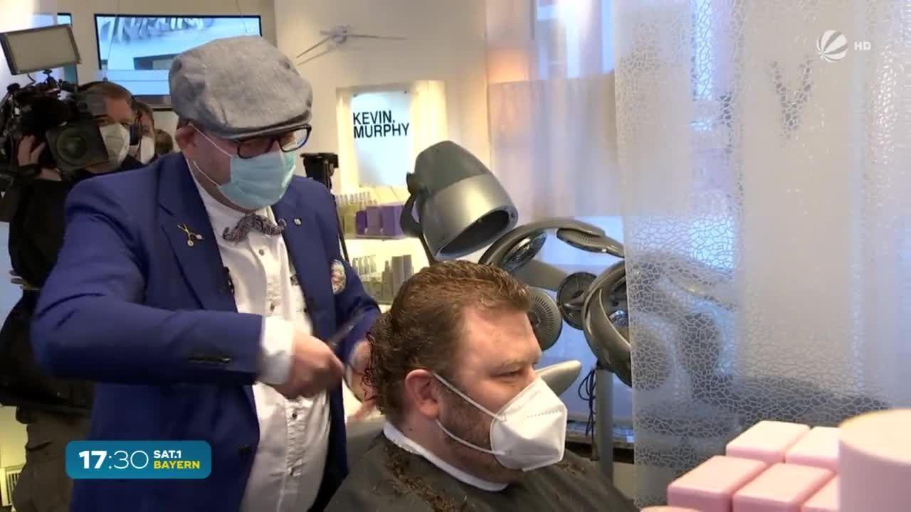 Friseur-Termin für 422 Euro? Öffnung nach Lockdown
