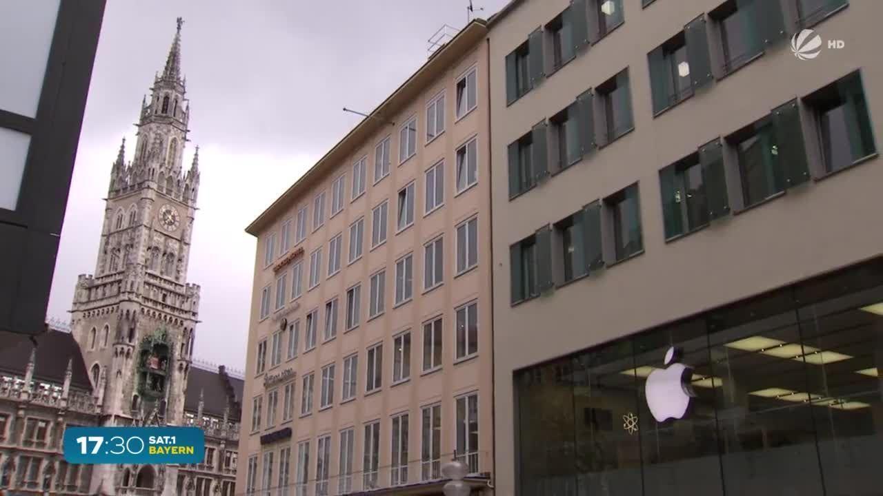 Über eine Milliarde Euro: Apple investiert in München