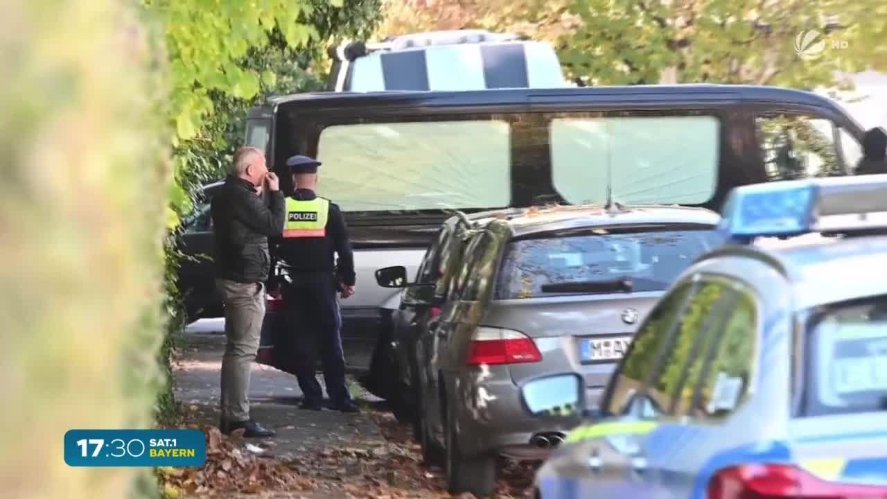 Mädchen in München erstochen: Mutmaßlicher Mörder gefasst